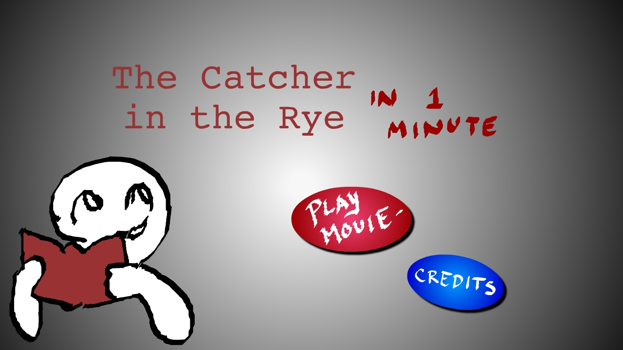 The Catcher In The Rye In 1 Minute